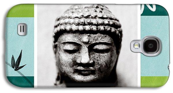 Peaceful Buddha- Zen Art Galaxy S4 Case