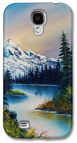 Tranquil Reflections Galaxy S4 Case