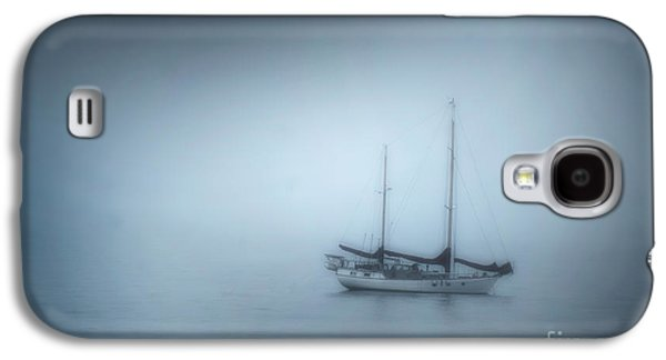 Peaceful Sailboat On A Foggy Morning From The Book My Ocean Galaxy S4 Case