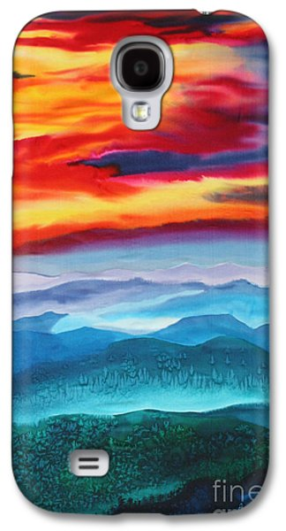 Peaceful Valley's Galaxy S4 Case by Anderson R Moore