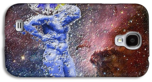 Peaces Of A Dream Galaxy S4 Case by Sergio B
