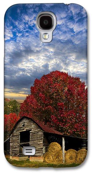 Pear Trees On The Farm Galaxy S4 Case
