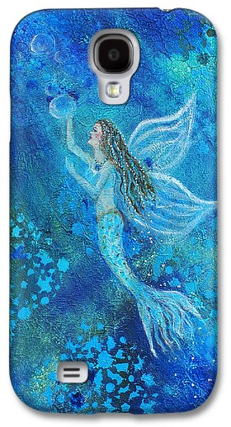 Pearl Out Of The Depths Galaxy S4 Case by The Art With A Heart By Charlotte Phillips