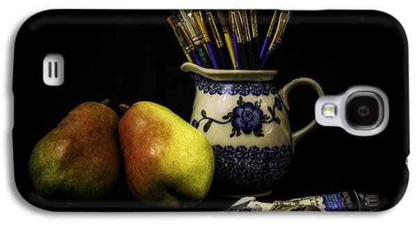 Pears And Paints Still Life Galaxy S4 Case