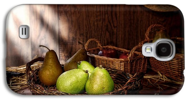 Pears At The Old Farm Market Galaxy S4 Case by Olivier Le Queinec