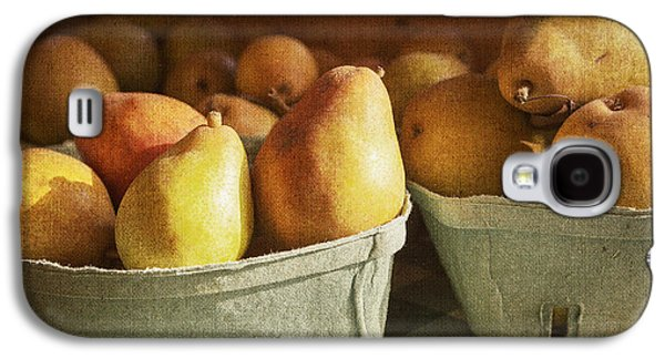 Pears Galaxy S4 Case by Caitlyn  Grasso