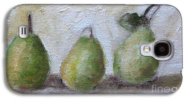 Pears Galaxy S4 Case by Venus