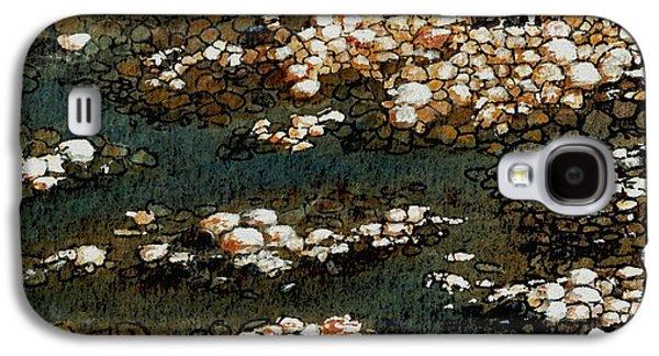 Pebbles Galaxy S4 Case by Anastasiya Malakhova