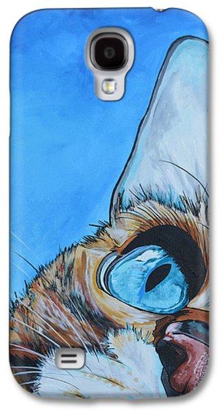 Peek A Boo Galaxy S4 Case by Patti Schermerhorn