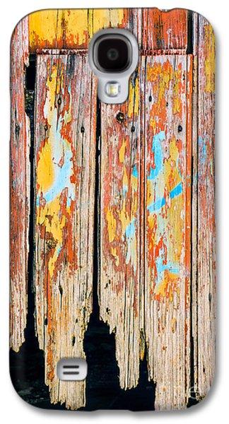 Peeling Door Galaxy S4 Case