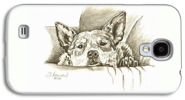 Pegilicious Galaxy S4 Case by Suzanne Leonard