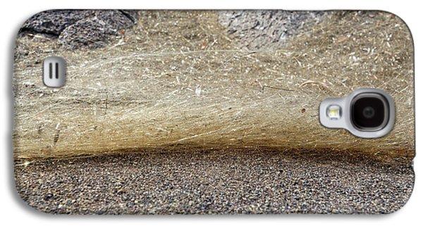 Pele's Hair Galaxy S4 Case by Michael Szoenyi