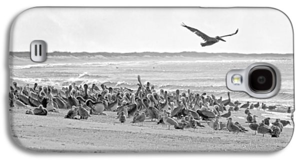 Pelican Convention  Galaxy S4 Case by Betsy Knapp