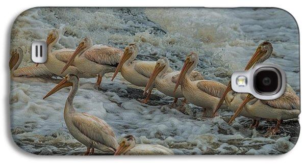 Pelican Lineup Galaxy S4 Case by Paul Freidlund