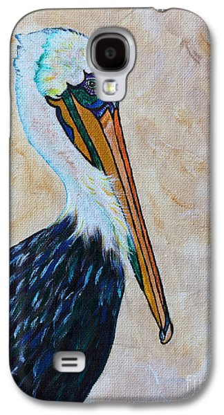 Pelican Pointe Galaxy S4 Case by Ella Kaye Dickey