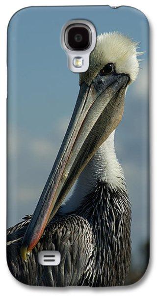 Pelican Profile Galaxy S4 Case by Ernie Echols