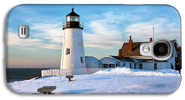 Pemaquid Point Lighthouse Galaxy S4 Case by Eric Gendron