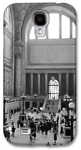 Pennsylvania Station Interior Galaxy S4 Case