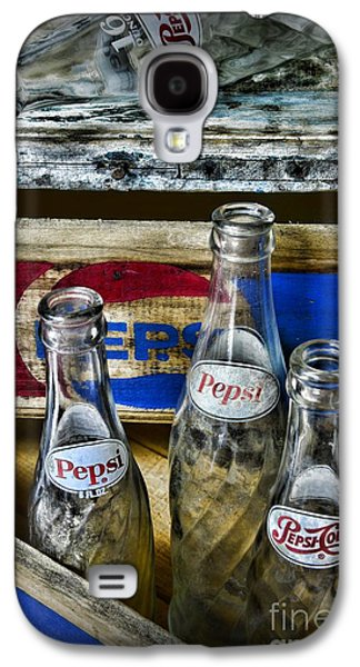 Pepsi Bottles And Crates Galaxy S4 Case