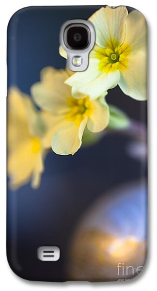 Perfect Primrose Galaxy S4 Case by Jan Bickerton