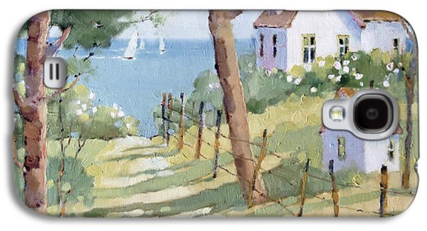 Perfectly Peaceful Nantucket Galaxy S4 Case by Joyce Hicks