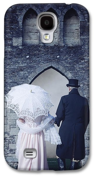 Period Couple Galaxy S4 Case by Joana Kruse