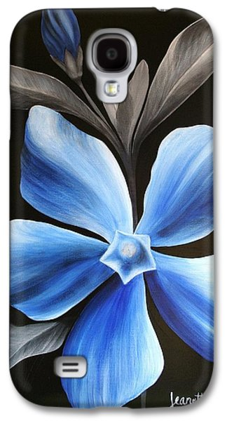 Periwinkle Galaxy S4 Case
