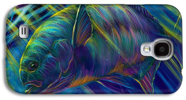 Permit To Greatness  Galaxy S4 Case by Yusniel Santos