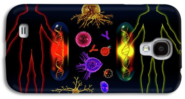 Personalized Medication Galaxy S4 Case by Carol & Mike Werner