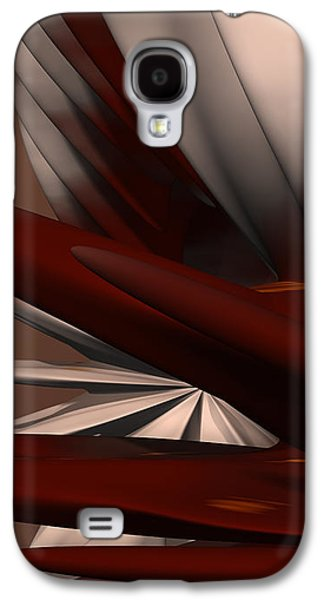 Petals And Stone 2 Galaxy S4 Case