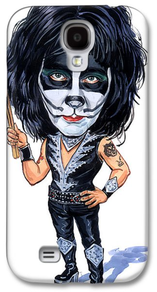 Peter Criss Galaxy S4 Case by Art