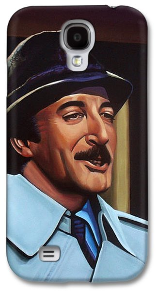 Peter Sellers As Inspector Clouseau  Galaxy S4 Case