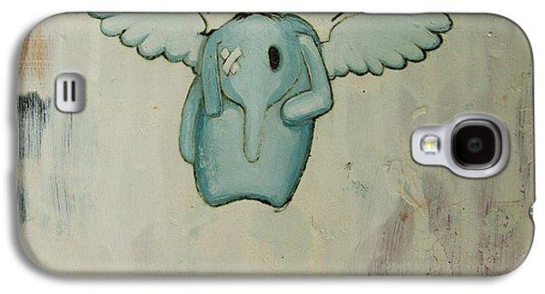 Pete's Angel Galaxy S4 Case by Konrad Geel