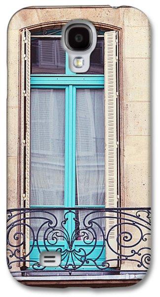 Petit - Parisian Balcony  Galaxy S4 Case