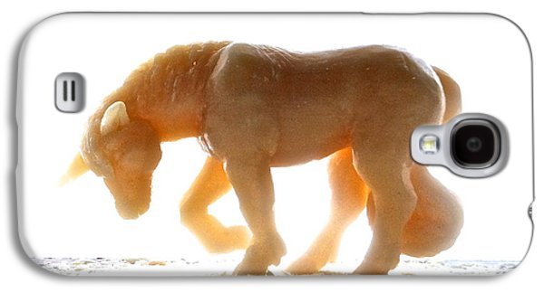 Galaxy S4 Case featuring the photograph Petite Licorne Doree Baignee De Lumiere by Marc Philippe Joly