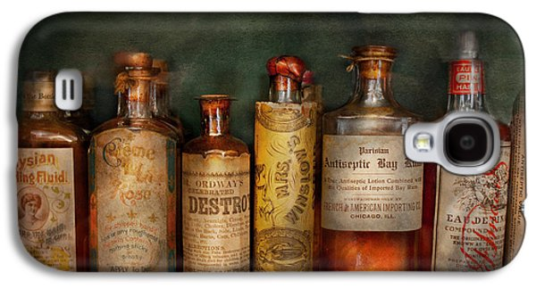 Pharmacy - Daily Remedies  Galaxy S4 Case
