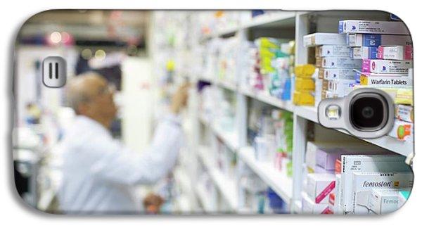 Pharmacy Galaxy S4 Case by Mark Thomas