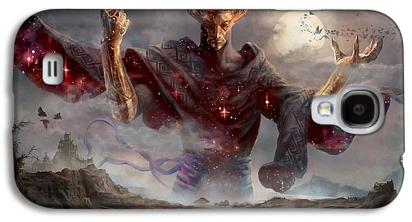 Magician Galaxy S4 Case - Phenax God Of Deception by Ryan Barger