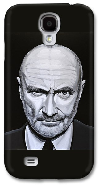Phil Collins Galaxy S4 Case by Paul Meijering