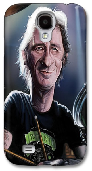 Phil Rudd Galaxy S4 Case by Andre Koekemoer