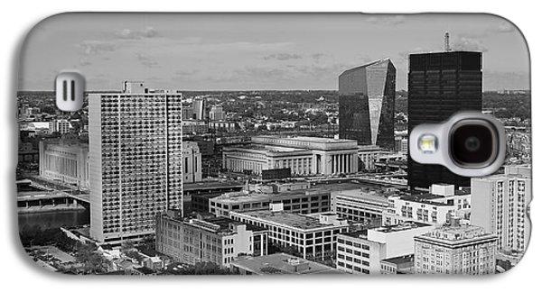 Philadelphia - A View Across The Schuylkill River Galaxy S4 Case
