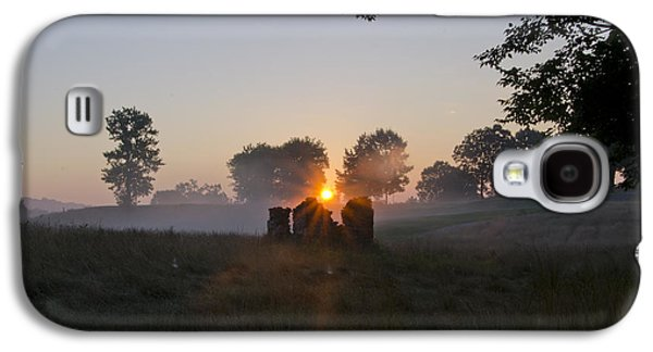 Philadelphia Cricket Club Sunrise Galaxy S4 Case by Bill Cannon
