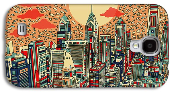 Philadelphia Dream Galaxy S4 Case by Bekim Art