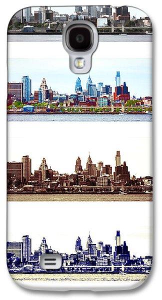 Philadelphia Four Seasons Galaxy S4 Case by Olivier Le Queinec