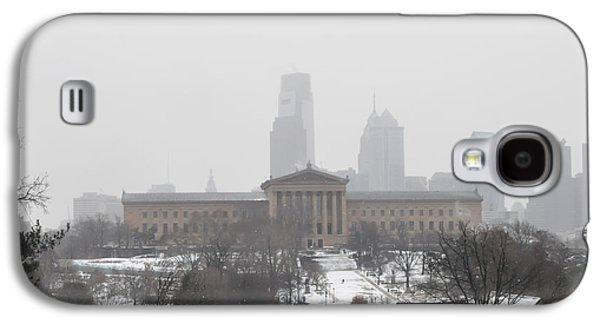 Philadelphia From Lemon Hill Galaxy S4 Case by Bill Cannon