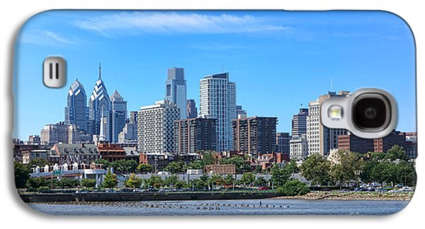Philadelphia Living Galaxy S4 Case by Olivier Le Queinec