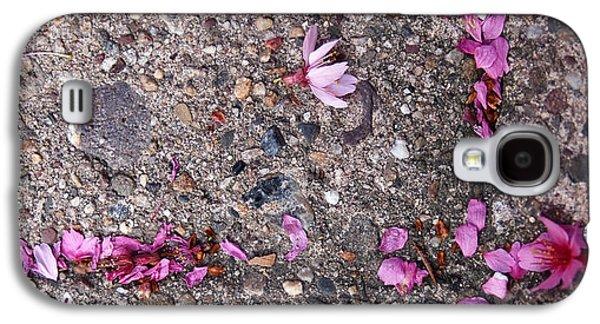 Philadelphia Street Art Galaxy S4 Case by Rona Black