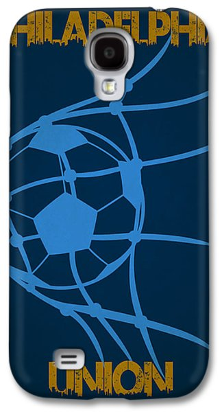Philadelphia Union Goal Galaxy S4 Case by Joe Hamilton