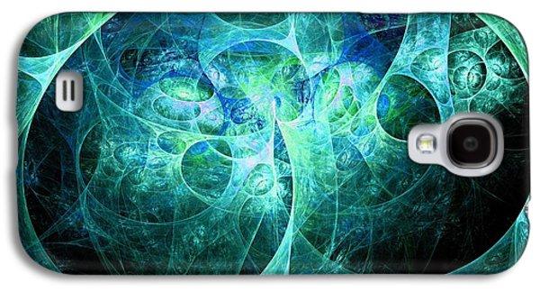 Phosphorescence Galaxy S4 Case by Anastasiya Malakhova