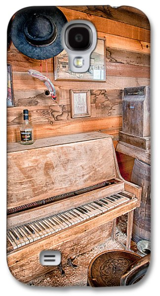 Piano Man Galaxy S4 Case by Cat Connor
